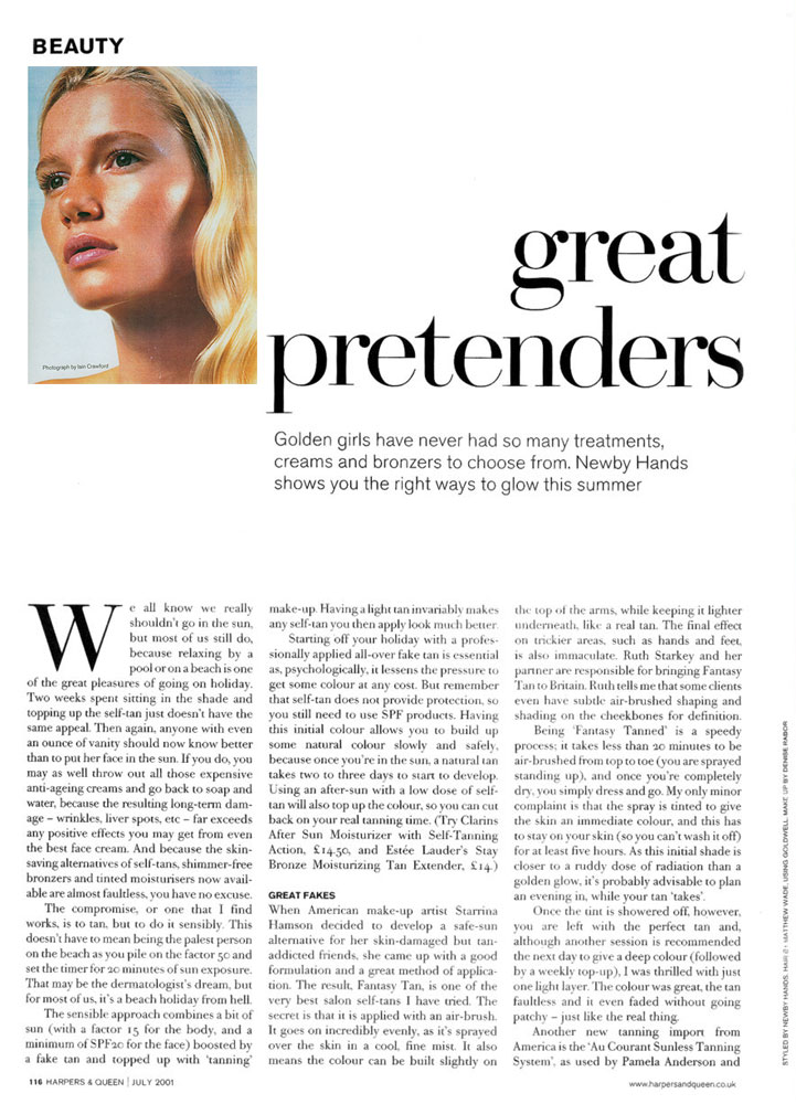 magazine article modern bride
